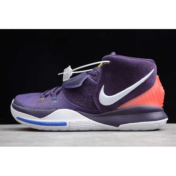 Men Nike Kyrie Irving Kyrie 6 Grand Purple