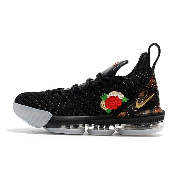 Men 2018 Nike LeBron 16 Chinese Year