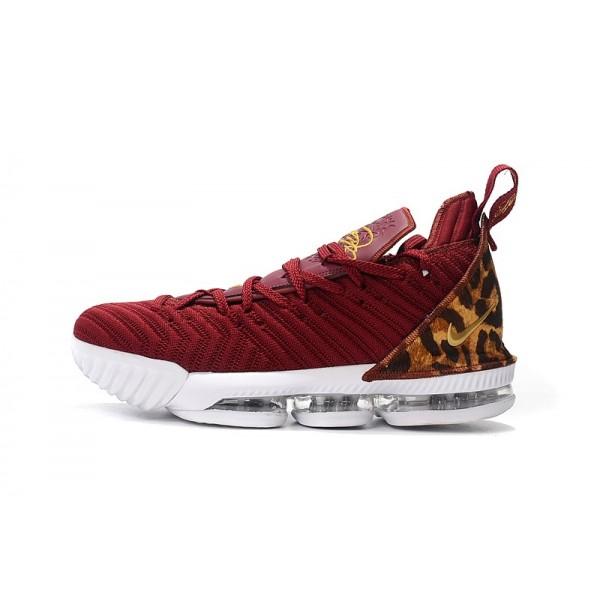 Men 2018 Nike LeBron 16 King Release