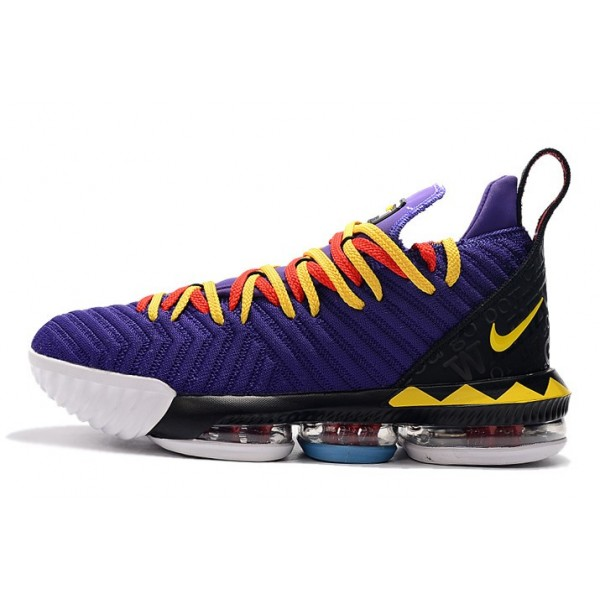 Men Nike LeBron 16 Martin Shoes
