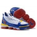 Men Nike LeBron 16 Superman SuperBron White Royal