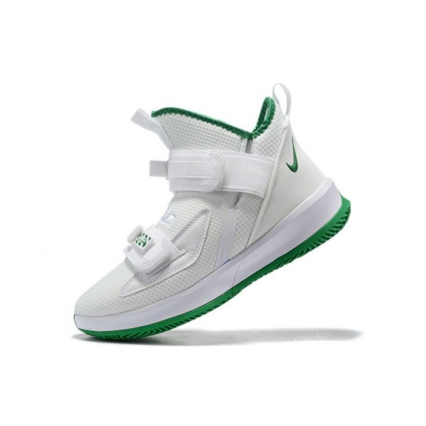 Men Nike LeBron Soldier 13 SVSM White-Multi-Color