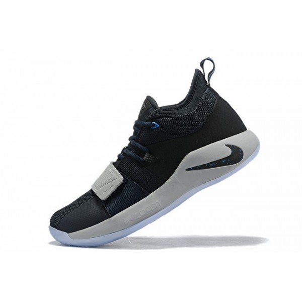 Men New Nike PG 2.5 Black Photo Blue