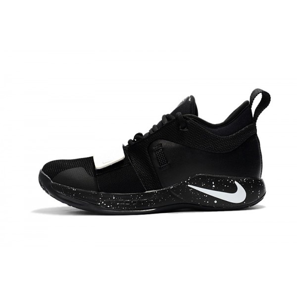 Men New Release Paul Georges Nike PG 2.5 Black-White