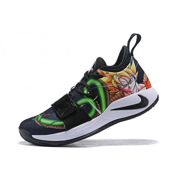 Men Nike PG 2.5 BHM Black-Multi-Color