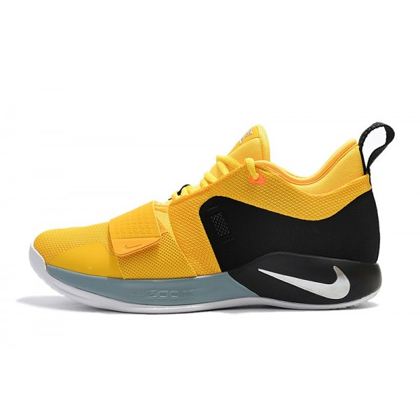 Men Nike PG 2.5 Moon Exploration Amarillo-Chrome-Black