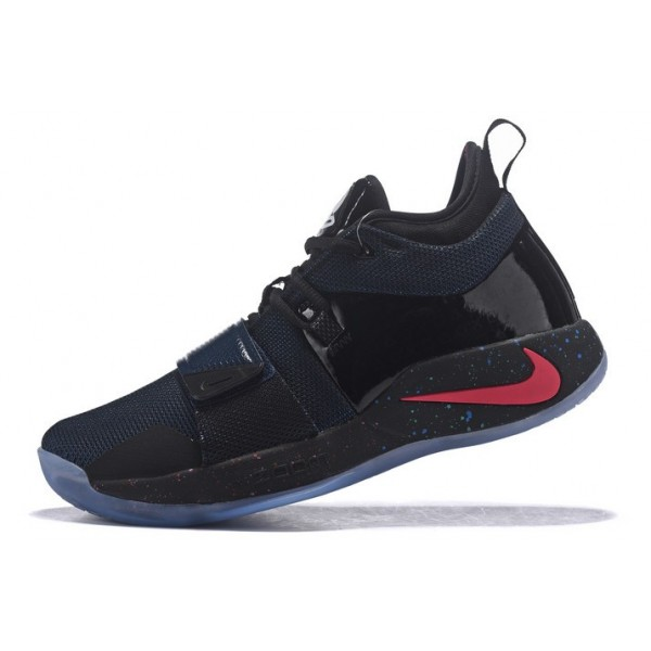 Men Nike PG 2.5 PlayStation Black White