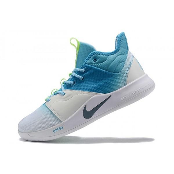 Men 2019 Arrival Nike PG 3 Lure Platinum Tint