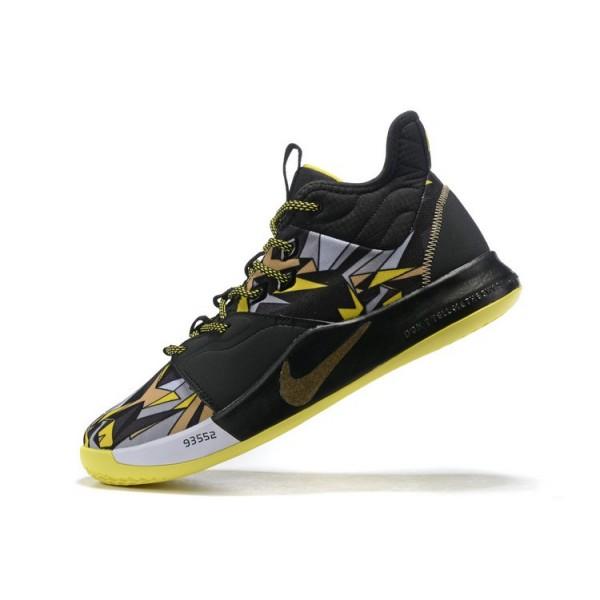 Men Nike PG 3 EP Mambatality Multi-Color-Opti Yellow