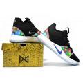 Men Nike PG 3 Black-Multi-Color
