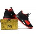 Men Nike PG 3 Black-Red-Whites Shoes