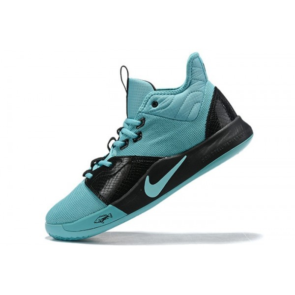Men Nike PG 3ta Green Emerald Rise
